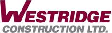 Westridge Construction Ltd. Logo